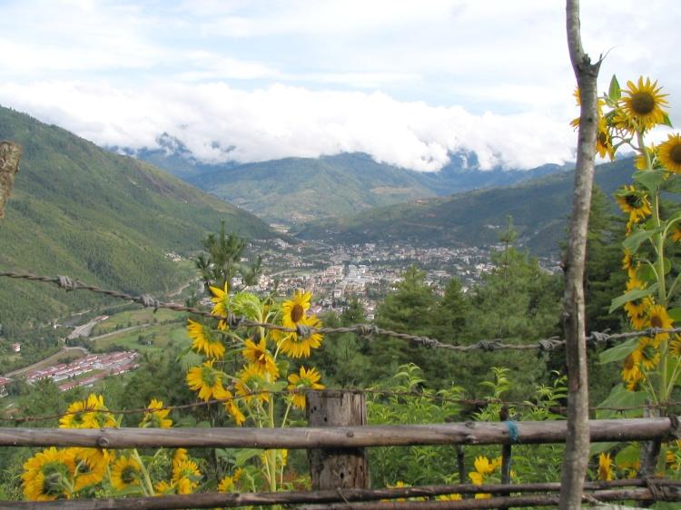 Thimphu, Bhutan, Douglas McLaughlin