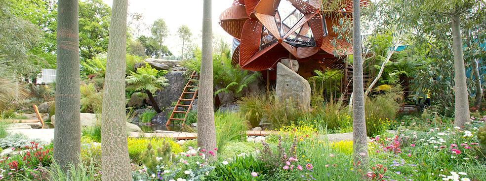 Trailfinders Australian Garden, Chelsea Flower Show 2013