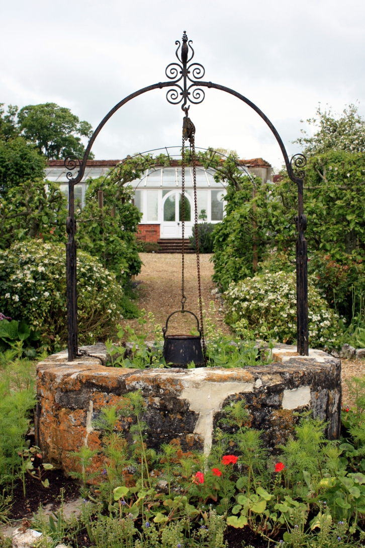 The Walled Garden, Houghton Lodge, Hampshire