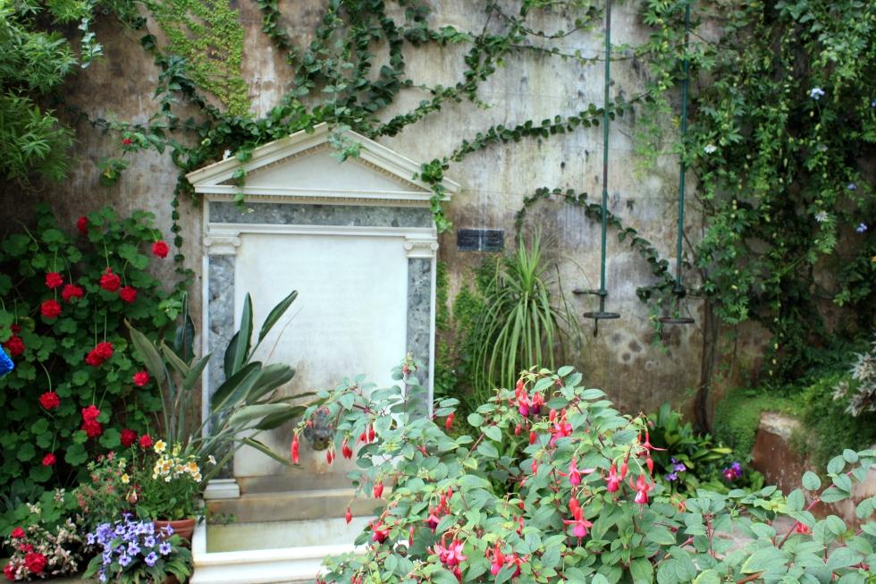 The Edwardian Conservatory, Wallington Hall, Northumberland, July 2013