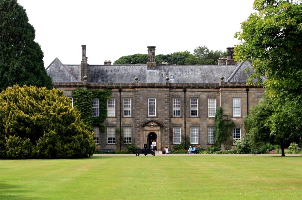 Wallington Hall, Northumberland, July 2013