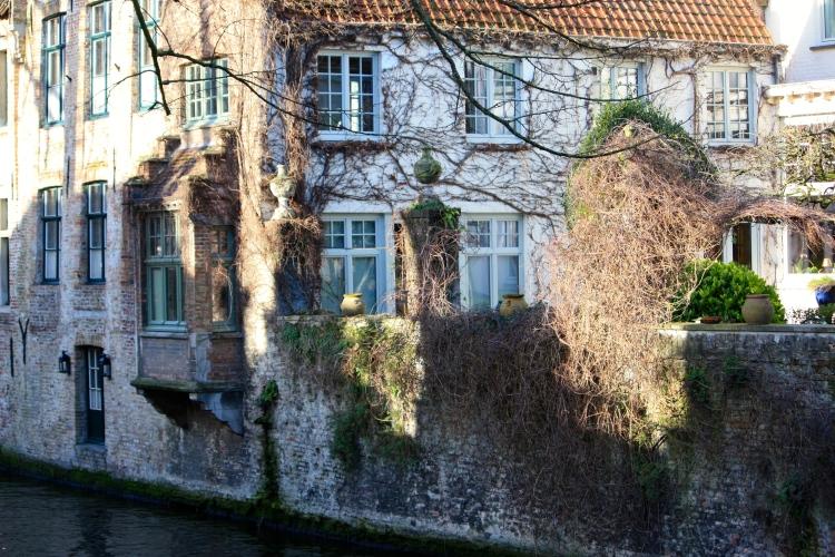 The Groenerei, Bruges, Belgium, February 2014