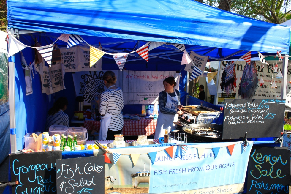 Broadstairs Food Festival, Easter 2014