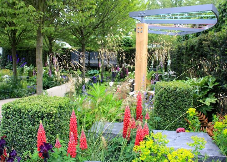 Hope on the Horizon garden by Matthew Keightly, Chelsea 2014