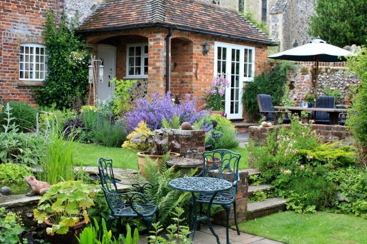 Church Cottage, Elham, June 2014