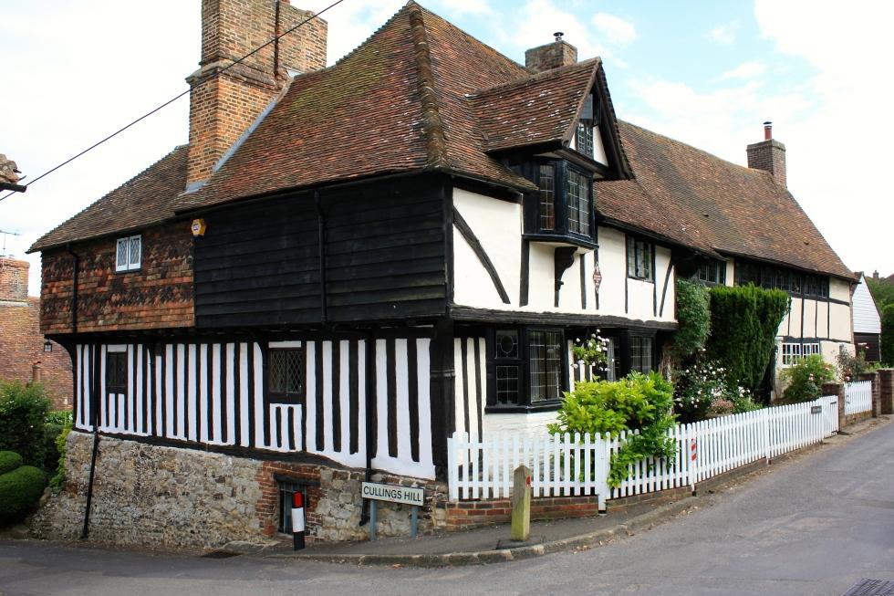 Elham Manor, Elham, June 2014