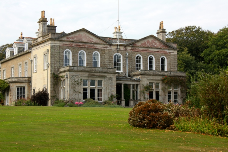 Unlike the garden around it, Trengwainton House, 'modernised' in 1898, can hardly be described as a masterpiece