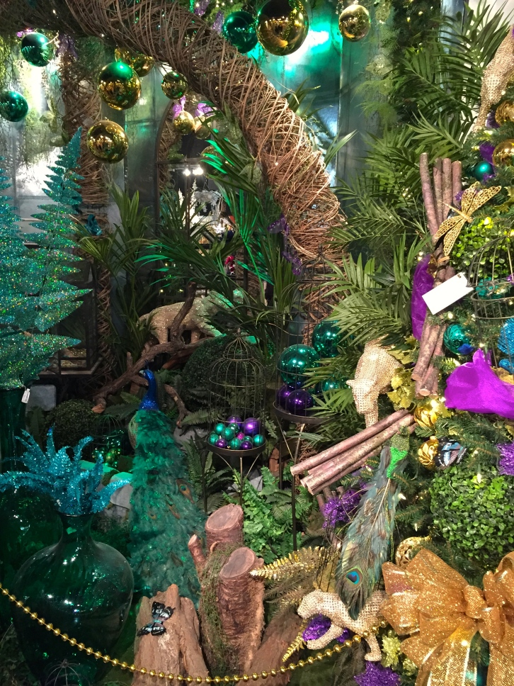 Welcome to the jungle - Christmas turns tropical at Bents