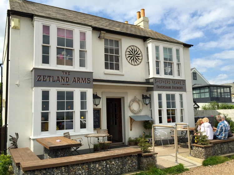 The Zetland Arms, Kingsdown, May 2015