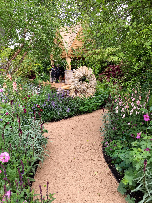 trug garden chelsea flower show