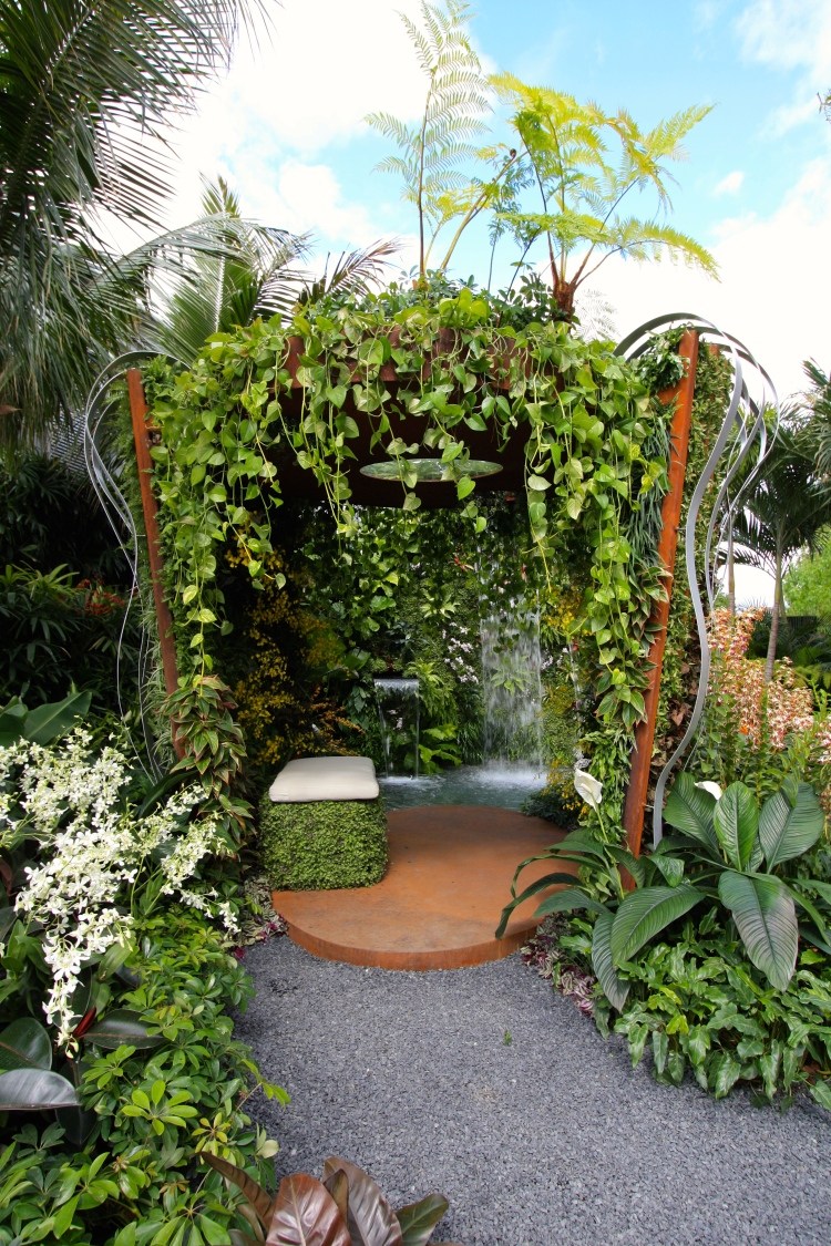 The Hidden Beauty of Kranji, Chelsea Flower Show 2015