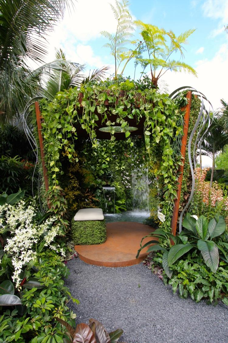 The Hidden Beauty of Kranji, Chelsea Flower Show 2015