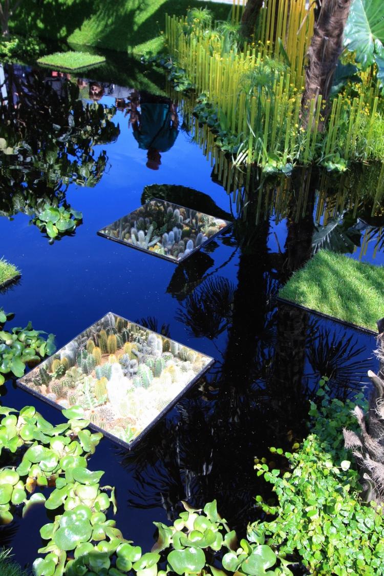 The World Vision Garden, John Warland, Chelsea 2015