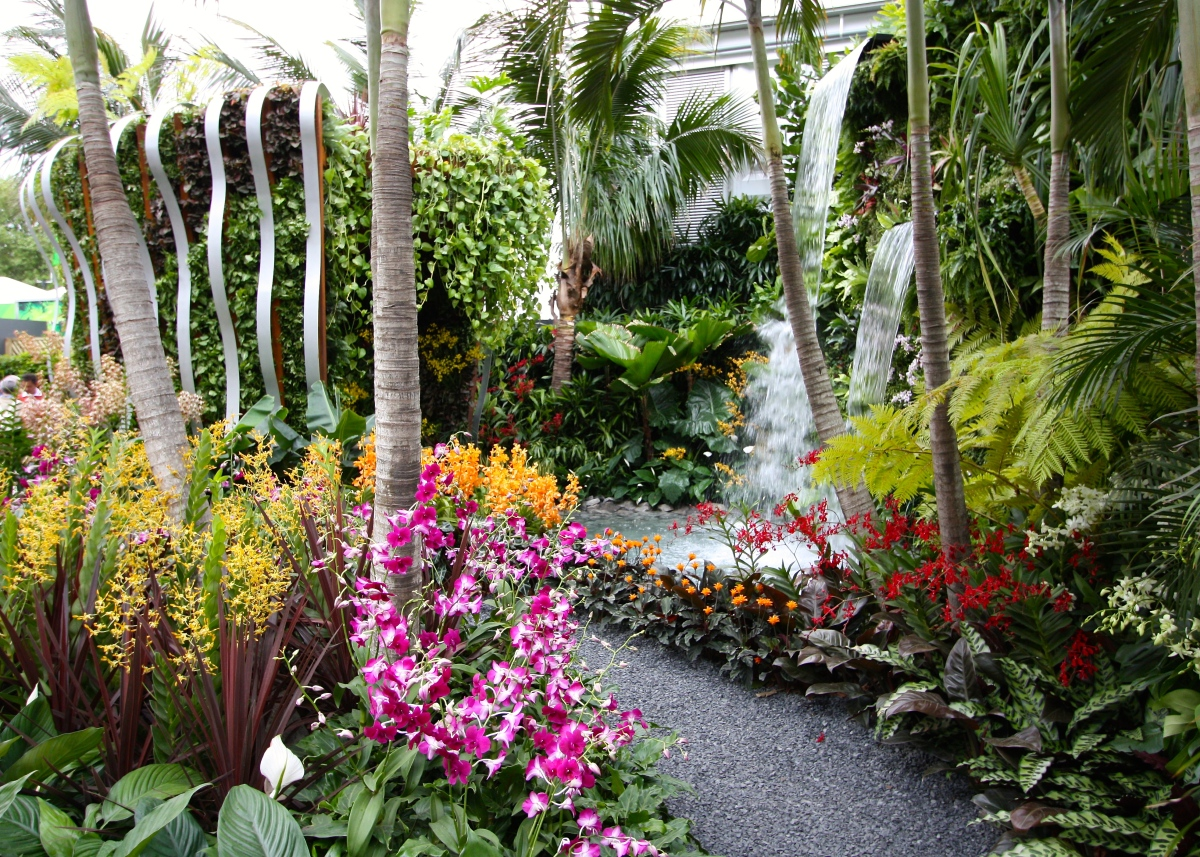 Chelsea Flower Show 2015 – The Hidden Beauty of Kranji – The Frustrated Gardener