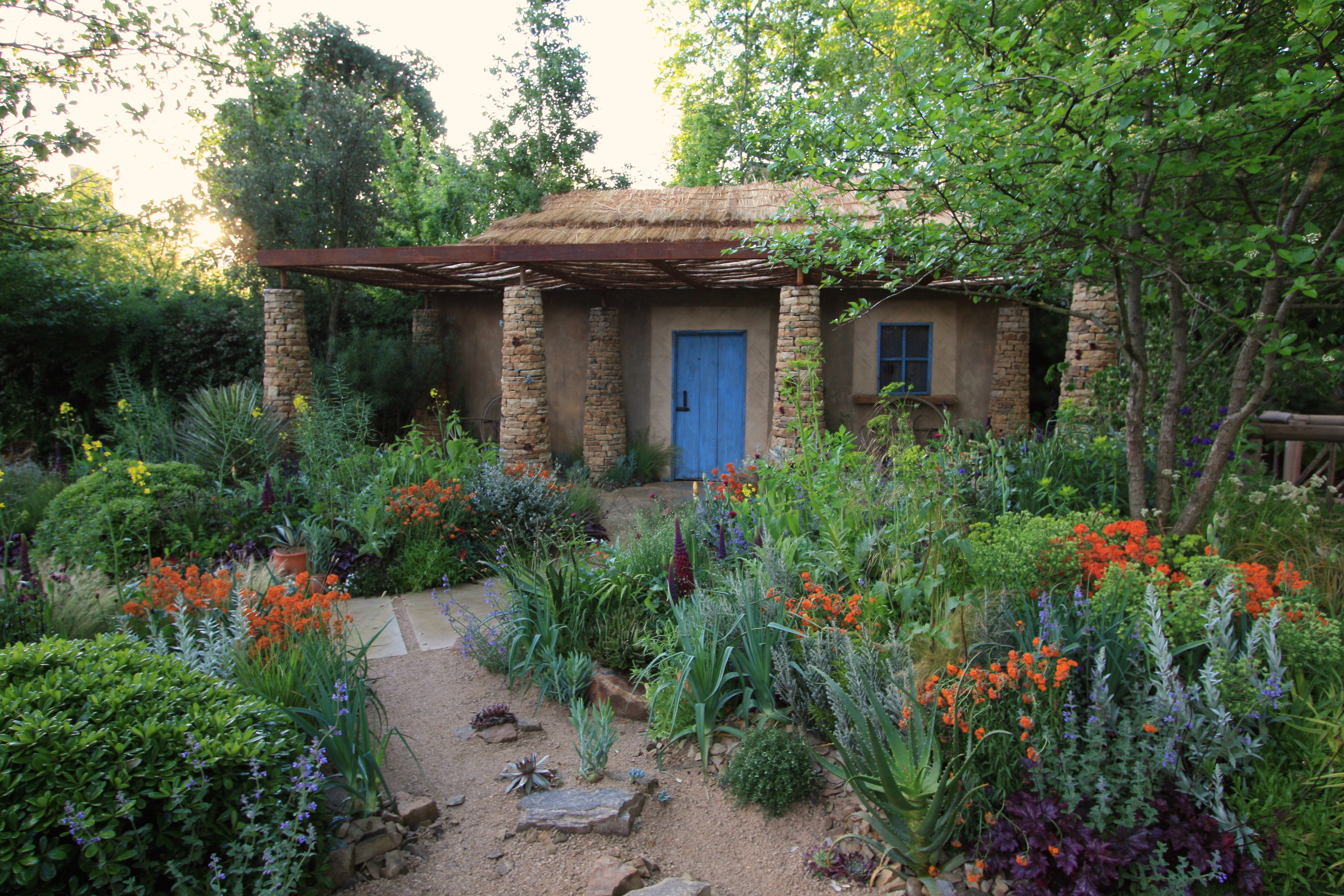 chelsea flower show 2015 – the people's choice: sentebale – hope in