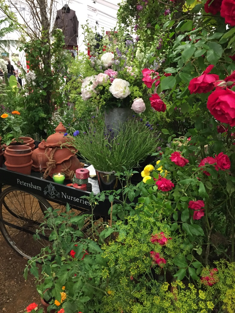 Petersham Nurseries, Grow London, June 2015