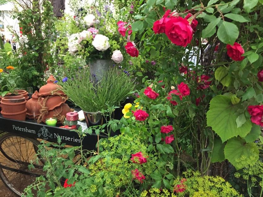 Petersham Nurseries, Grow London, June 2015