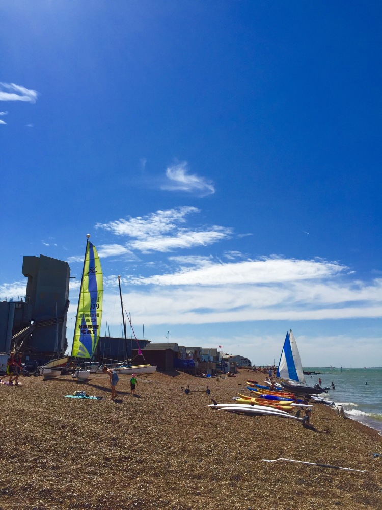 Whitstable, July 2015