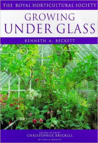 RHS Growing under Glass, Christopher Brickell