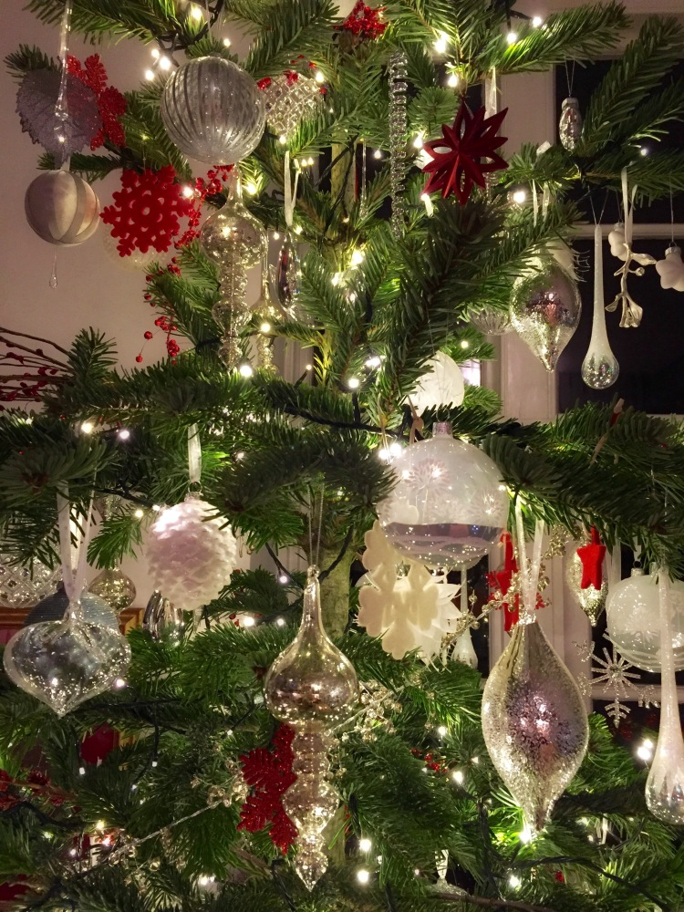My own baubles have been collected over many years on my travels around the globe
