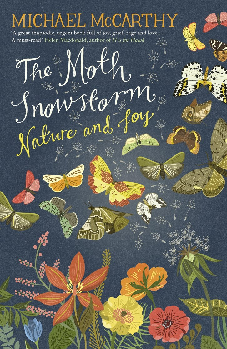 The Moth Snowstorm, Nature and Joy