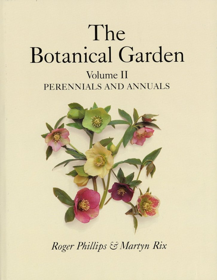 The Botanical Garden, Roger Phillips and Martyn Rix