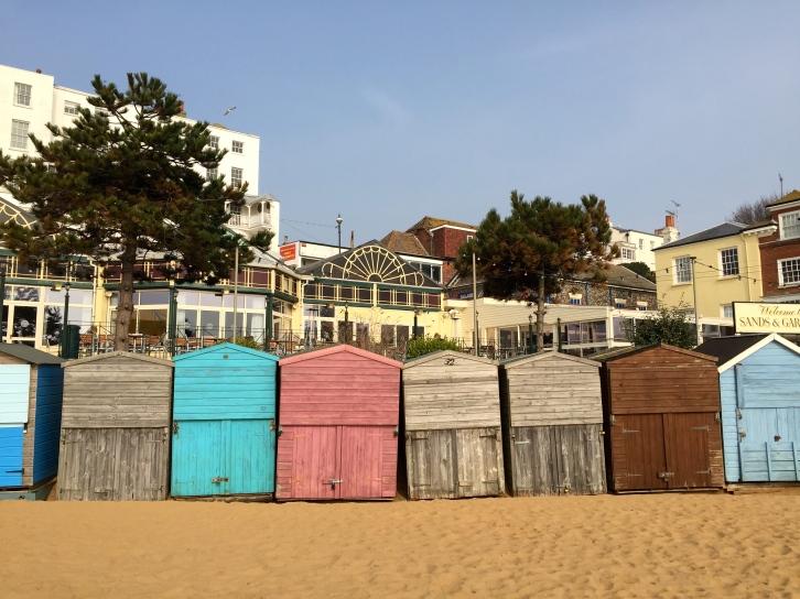 Beach Huts, Broadstairs
