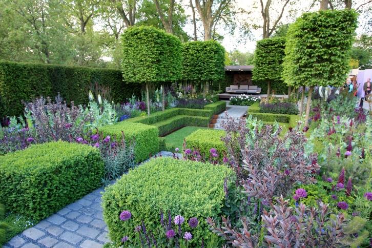 The Husqvarna Garden designed by Charlie Albone: Silver Gilt