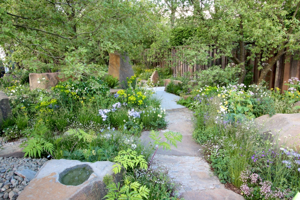 Chelsea flower show 2016 the m g garden the frustrated for Chelsea flower show garden designs
