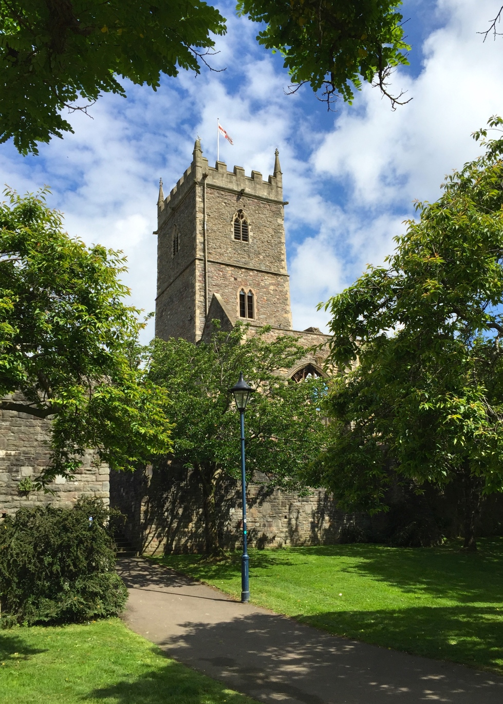 St Peter's Church, Bristol, June 2016