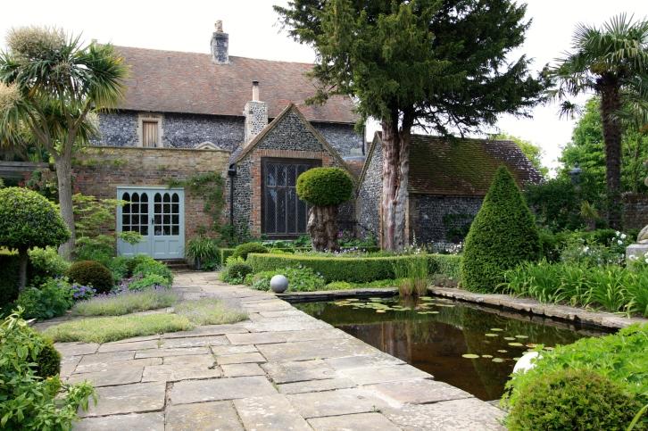 Pond Garden, The Chapel, Thorne Hill, Ramsgate, Kent