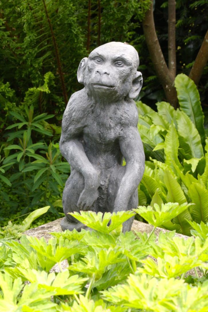 Cheeky monkey, The Chapel, Thorne Hill, Ramsgate, Kent
