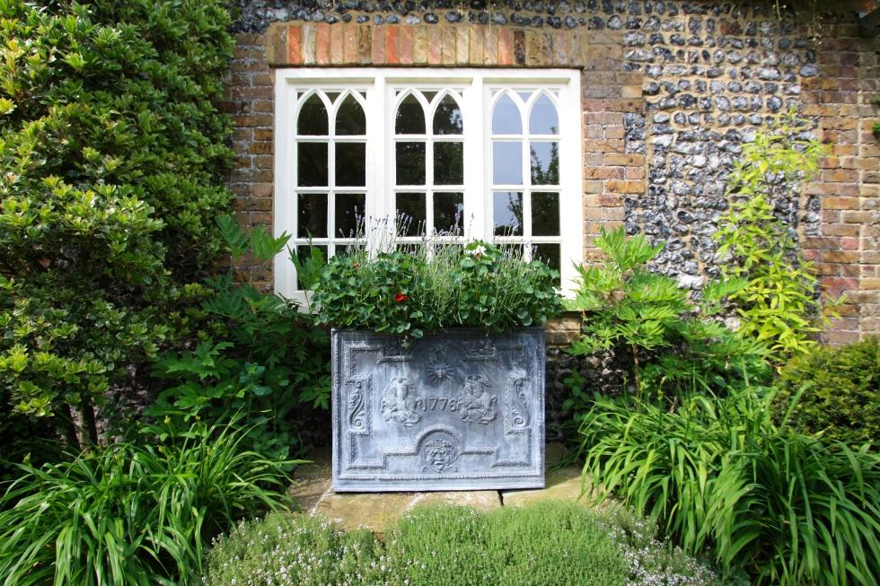Lead tank, The Chapel, Thorne Hill, Ramsgate, Kent
