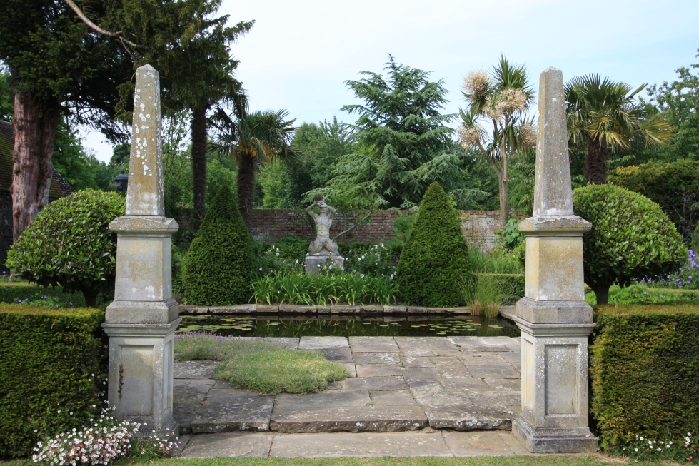 The Pond Garden, The Chapel, Thorne Hill, Ramsgate, Kent