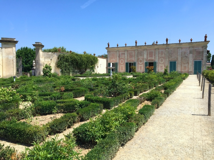 The Knight's Garden