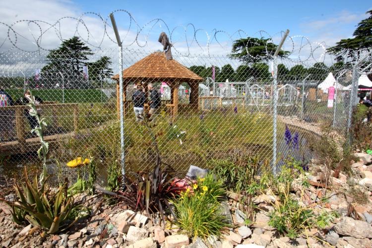 UNHCR Border Control, Hampton Court 2016