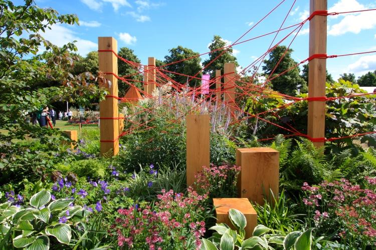 The Red Thread, Hampton Court 2016