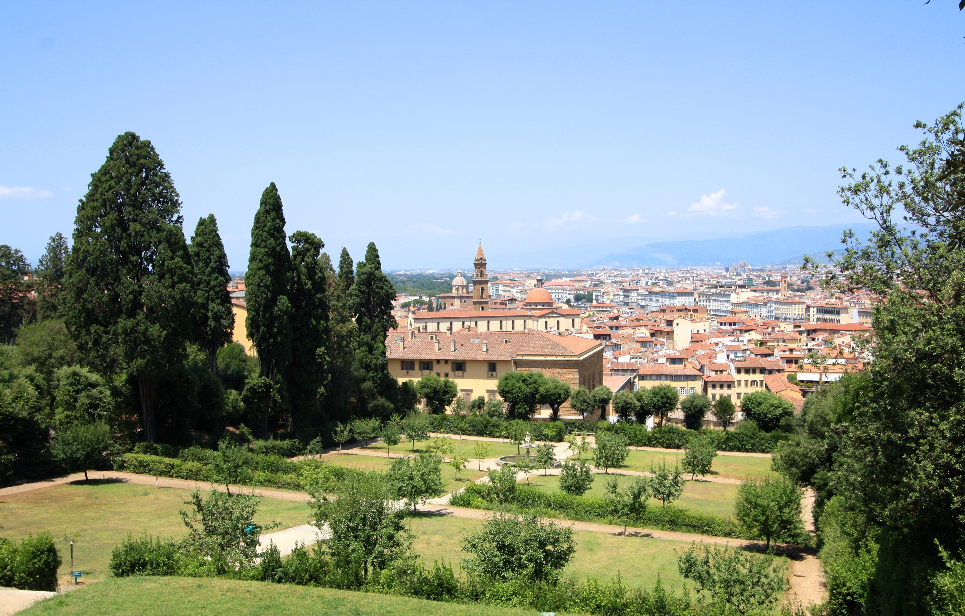 Il Giardino di Boboli Florence – The Frustrated Gardener