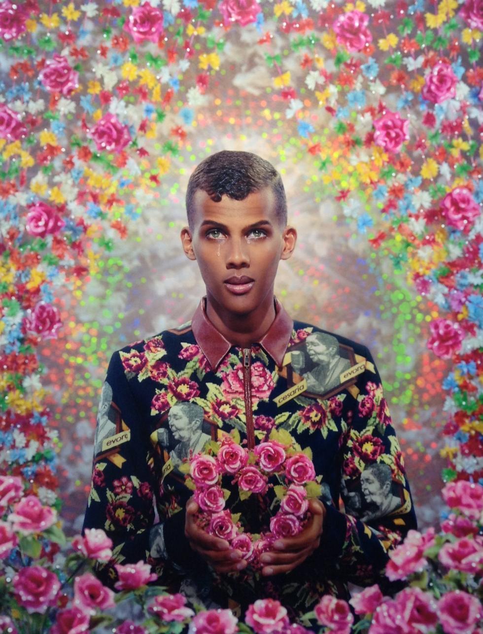 "Pierre et Gilles, ""Stromae Forever"", 2014"