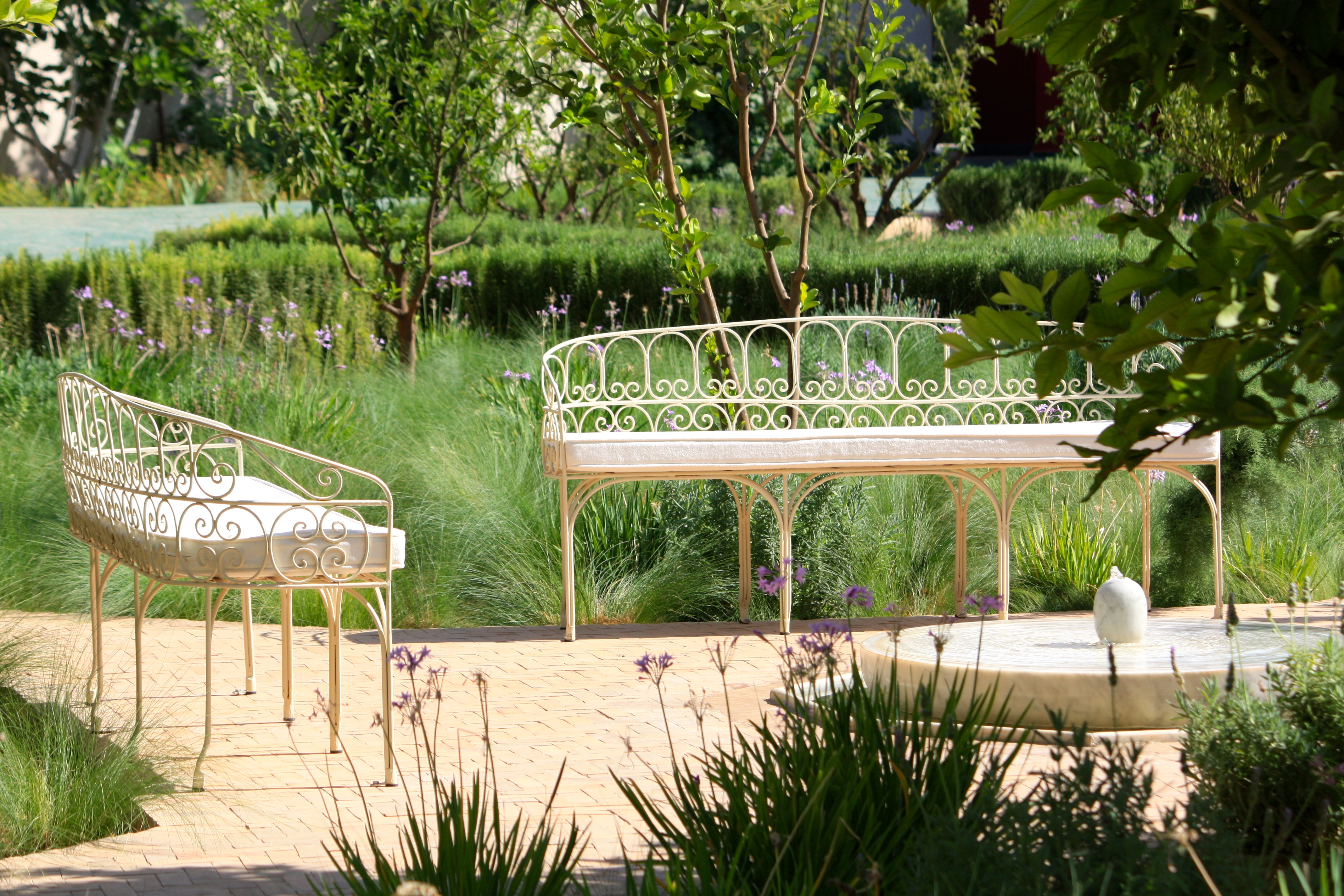 Le Jardin Secret, Marrakech   The Frustrated Gardener