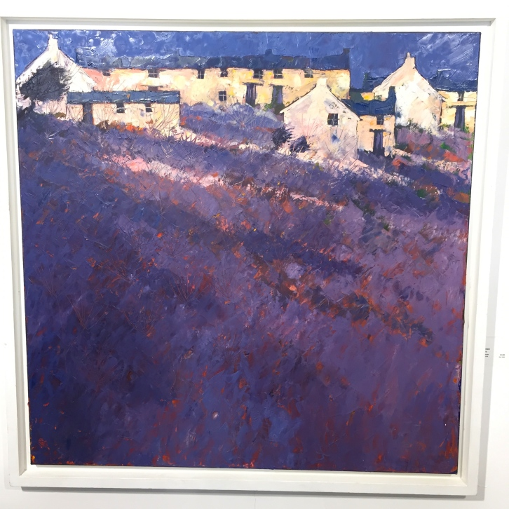 John Piper painting, Cornwall