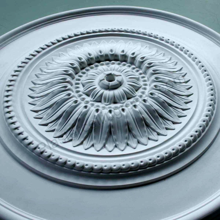 Sunflower ceiling rose