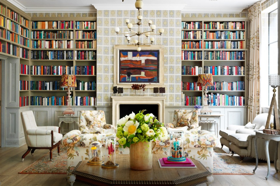 The Library, Ham Yard Hotel, London