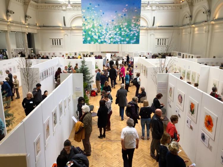 RHS Botanical Art Show, 2017