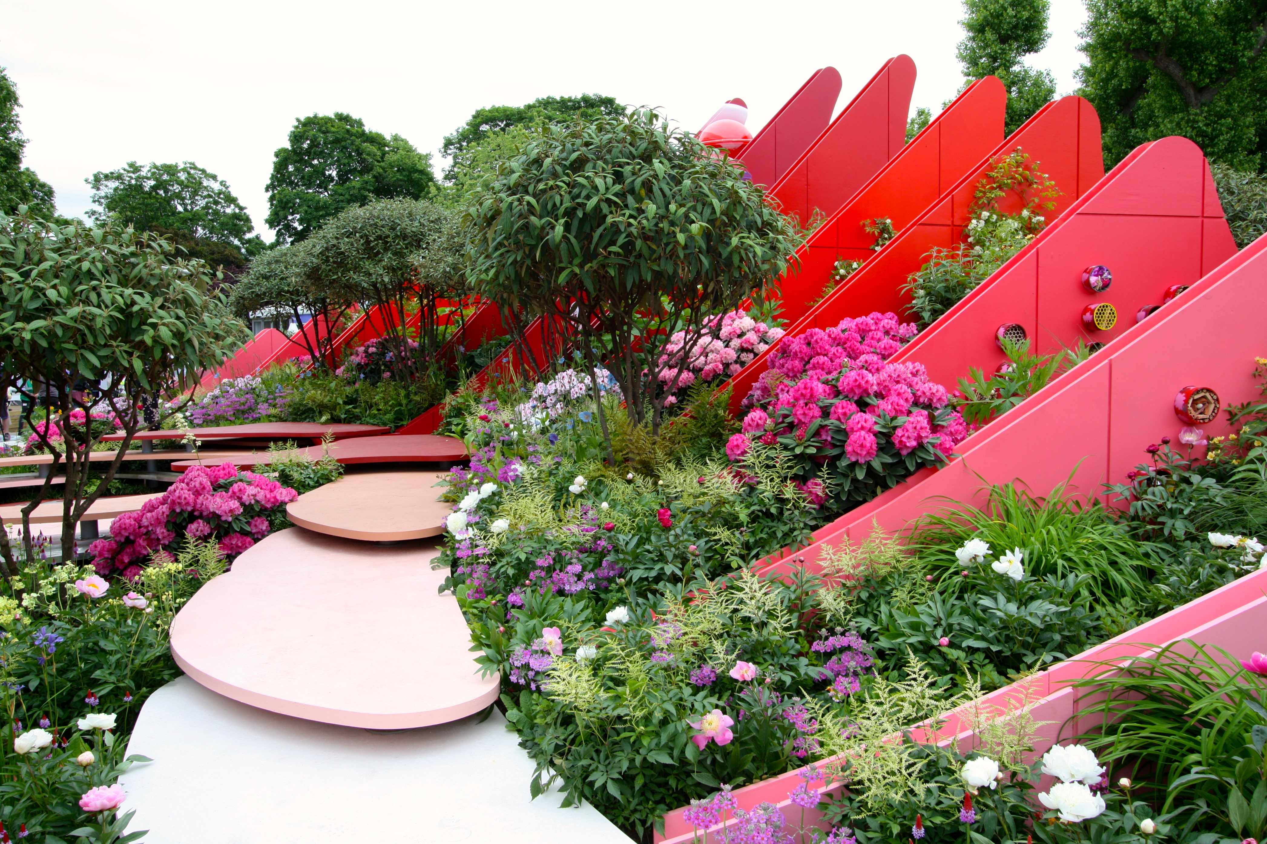 chelsea flower show 2017: chengdu silk road garden – the