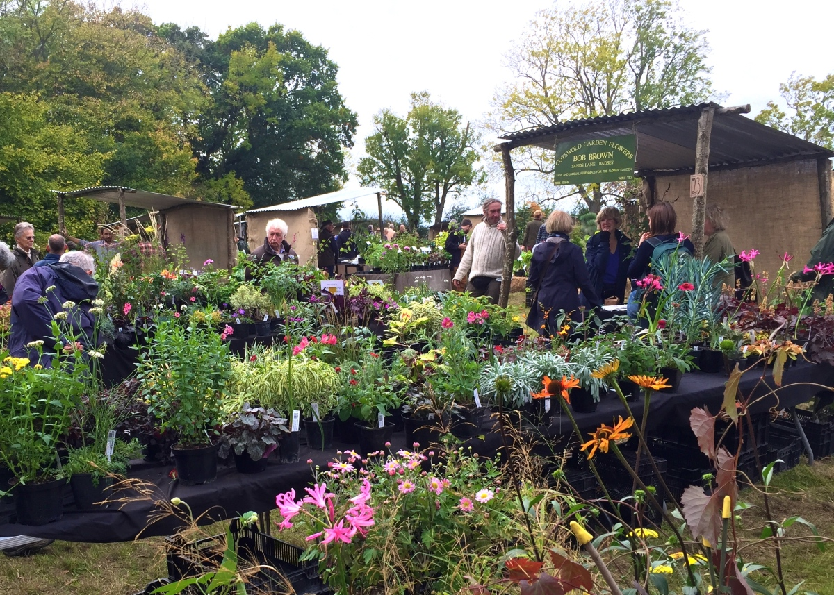 Great Dixter Autumn Plant Fair 2017