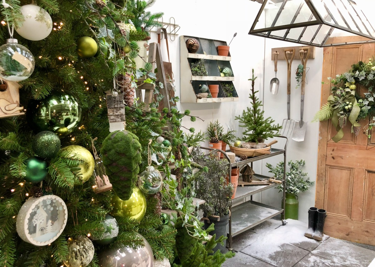 A Potting Shed Christmas