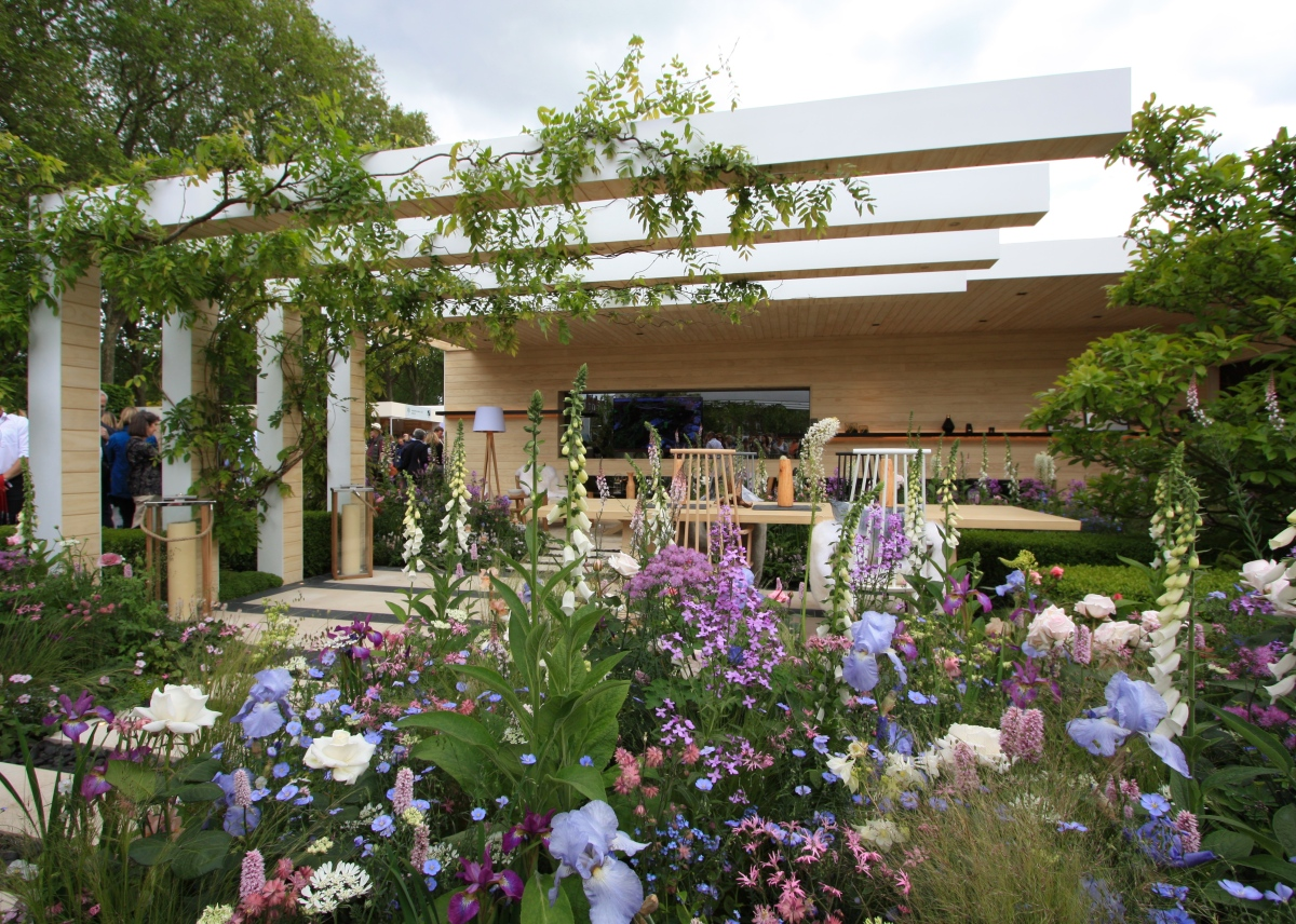 Chelsea Flower Show 2016 Retrospective: The LG Smart Garden