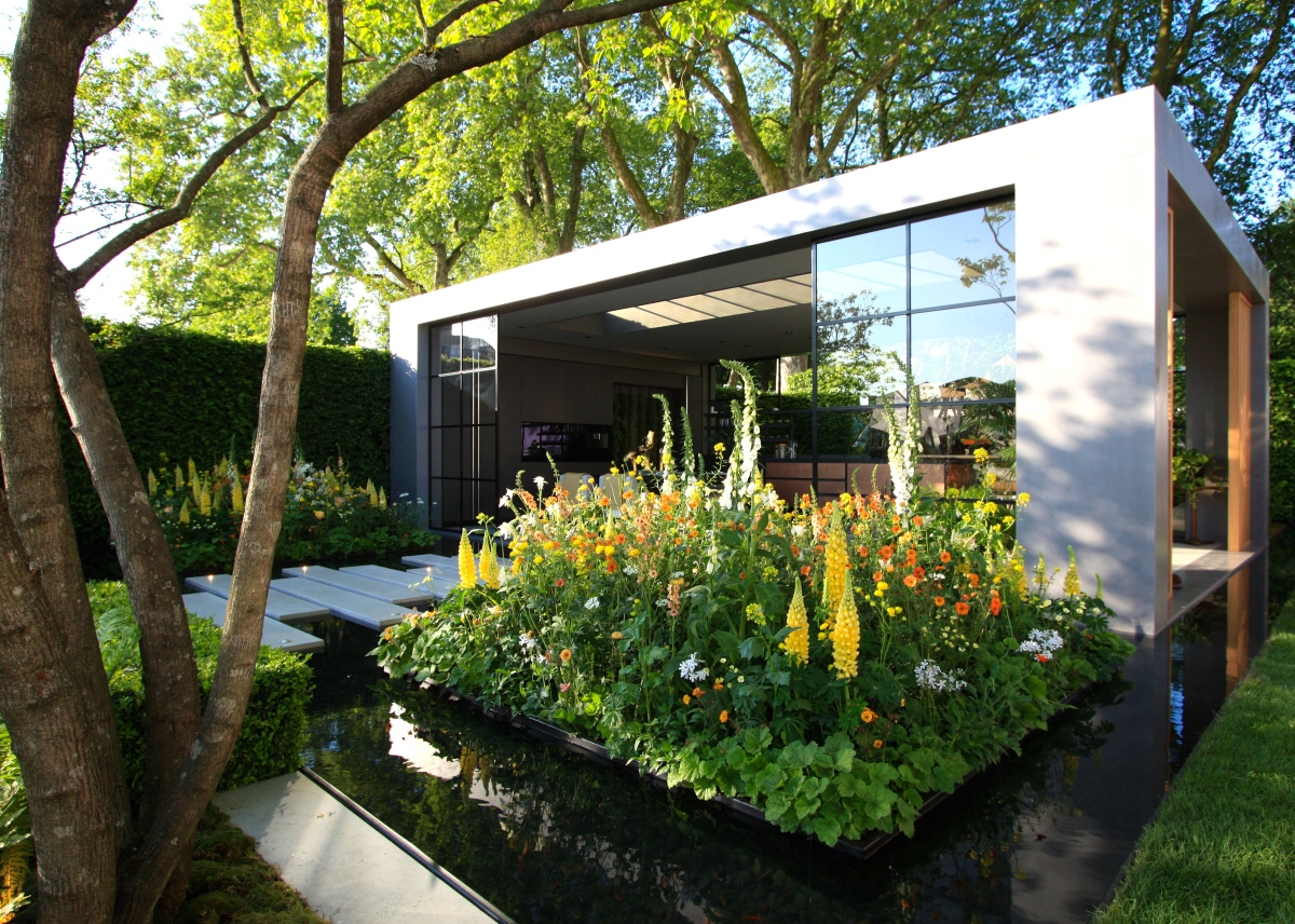Chelsea Flower Show 2018: The LG Eco-City Garden