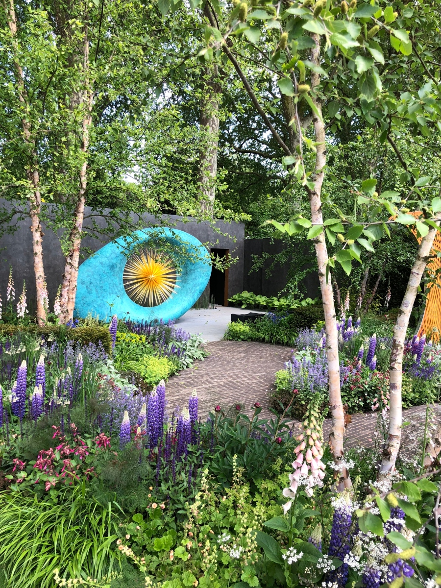 Chelsea Flower Show 2018: The David Harber and Savills Garden